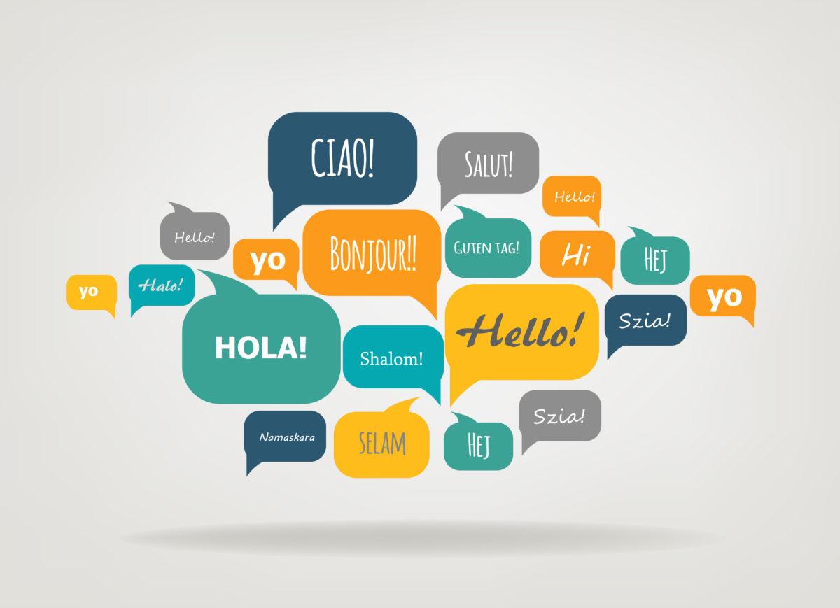 Lingue più parlate nel mondo del lavoro