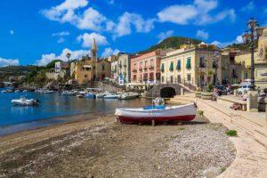 Le Bandiere Blu Sicilia 2019