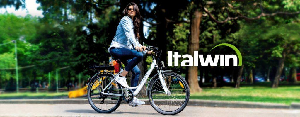 Italwin bici elettriche bologna