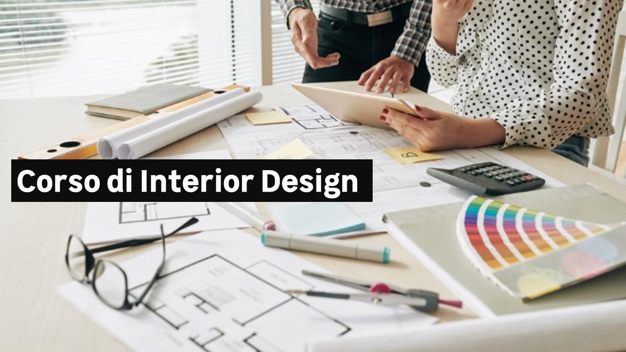 corso di interior design
