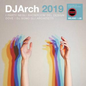 DjArch 2019 Milano