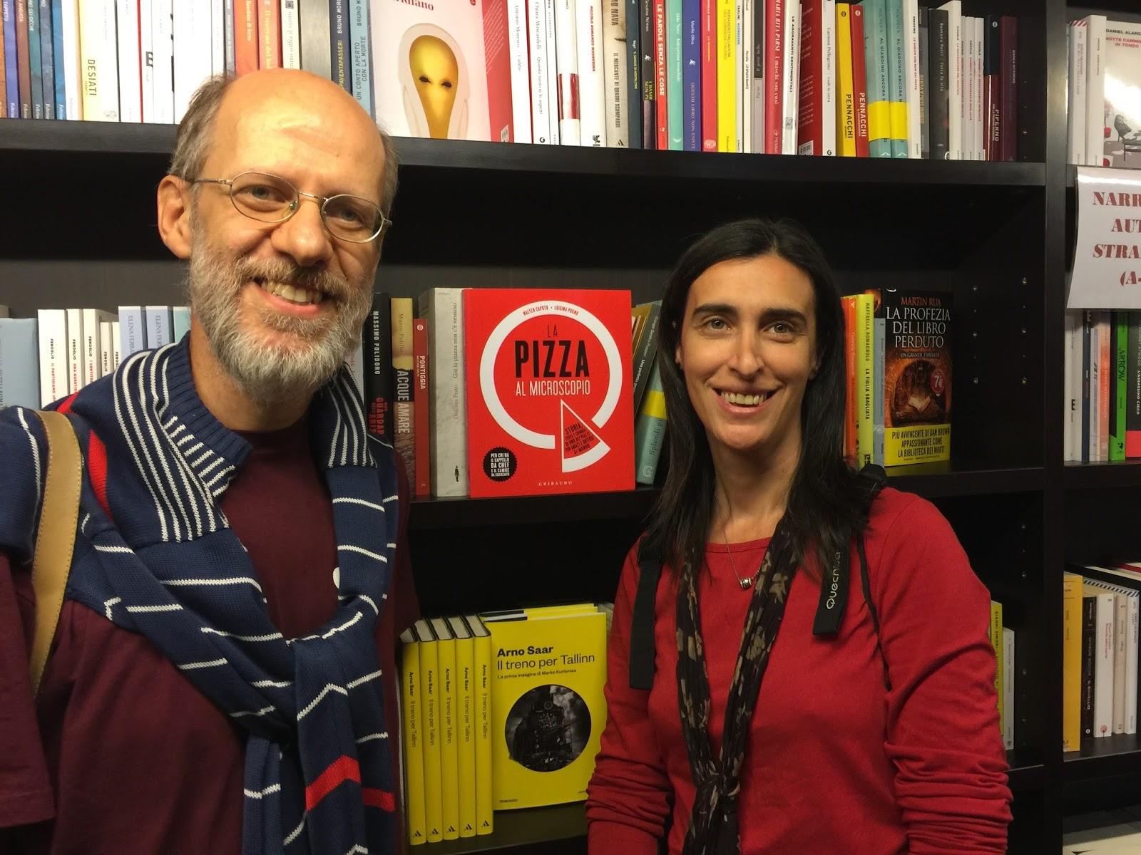 Walter Caputo e Luigina Pugno
