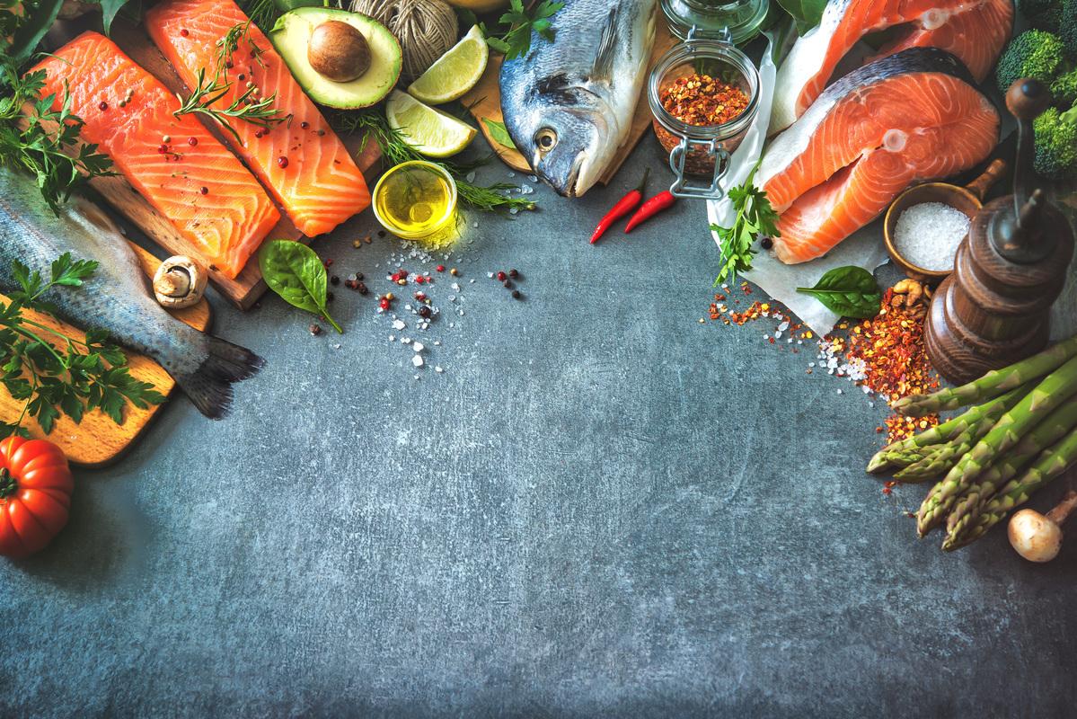 Alimentazione: pesce e salute
