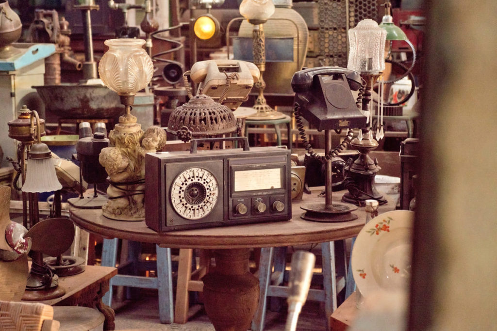 oggetti vintage