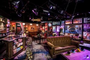 Central Perk Cafe set Cafe