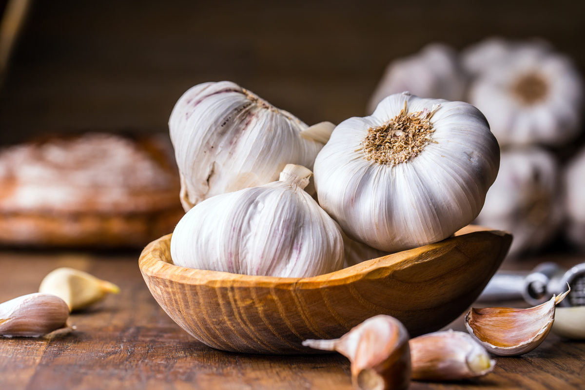 Benefici e proprietà dell'aglio