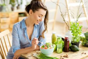 Depurare l'organismo con una alimentazione sana