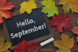 Settembre: ripartire dai bilanci per porsi nuovi obiettivi