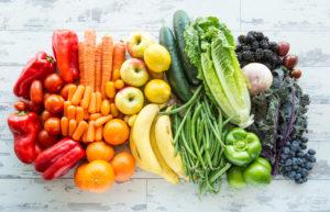 frutta e verdura per vivere meglio