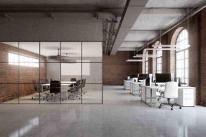 pareti trasparenti