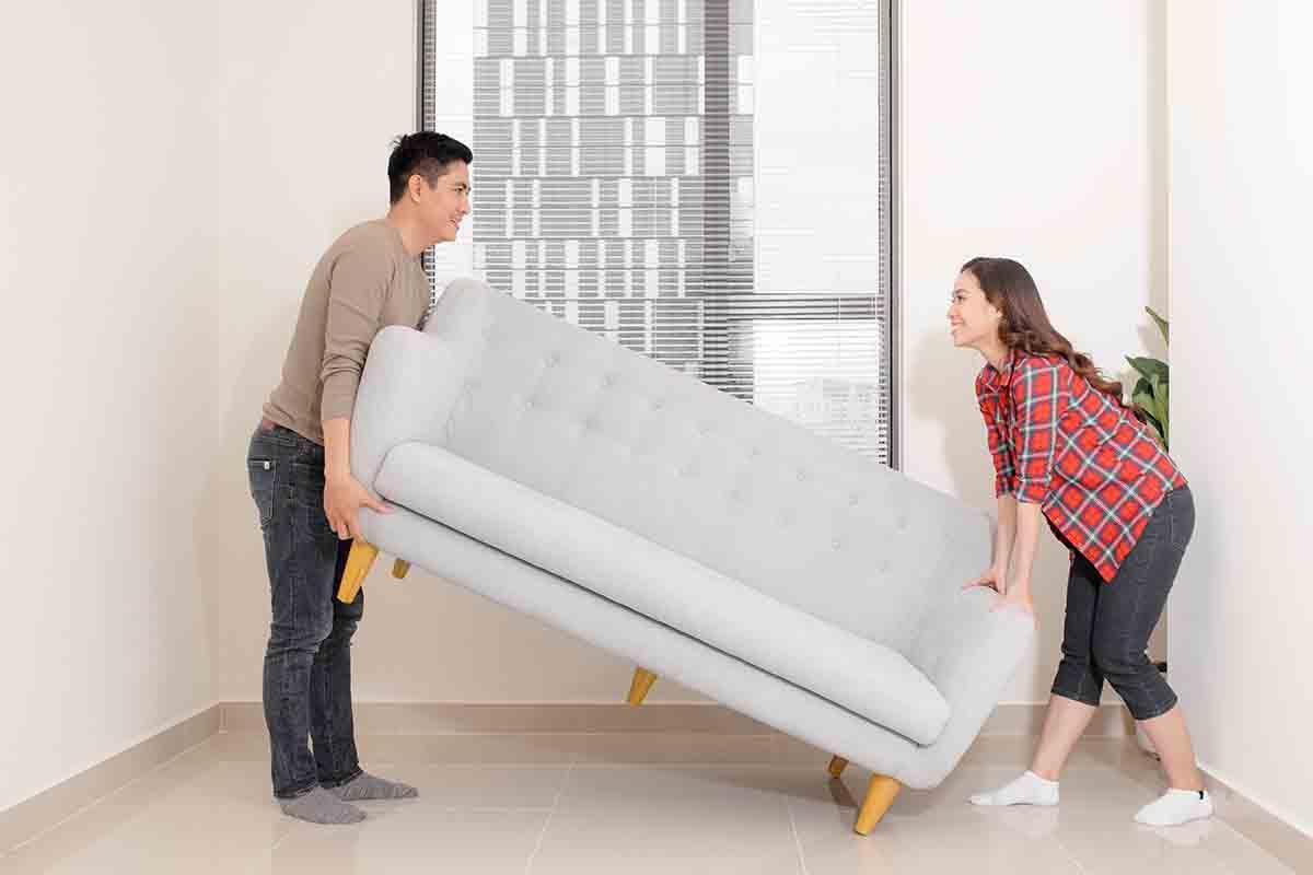 rinnovare il soggiorno
