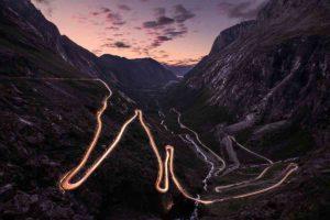 road trip in Europa