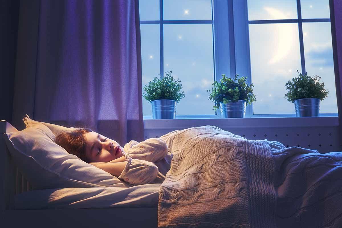 Le 5 cose da non fare prima di andare a dormire