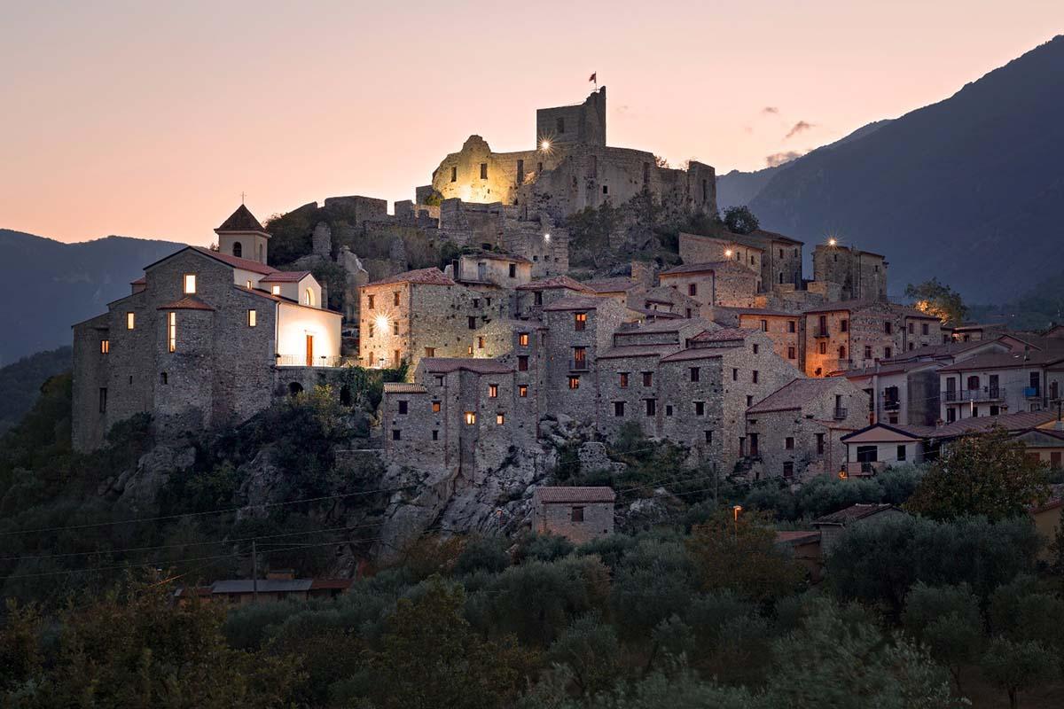 Il borgo di Quaglietta