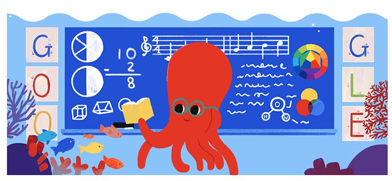 Dooole Google giornata mondiale insegnanti