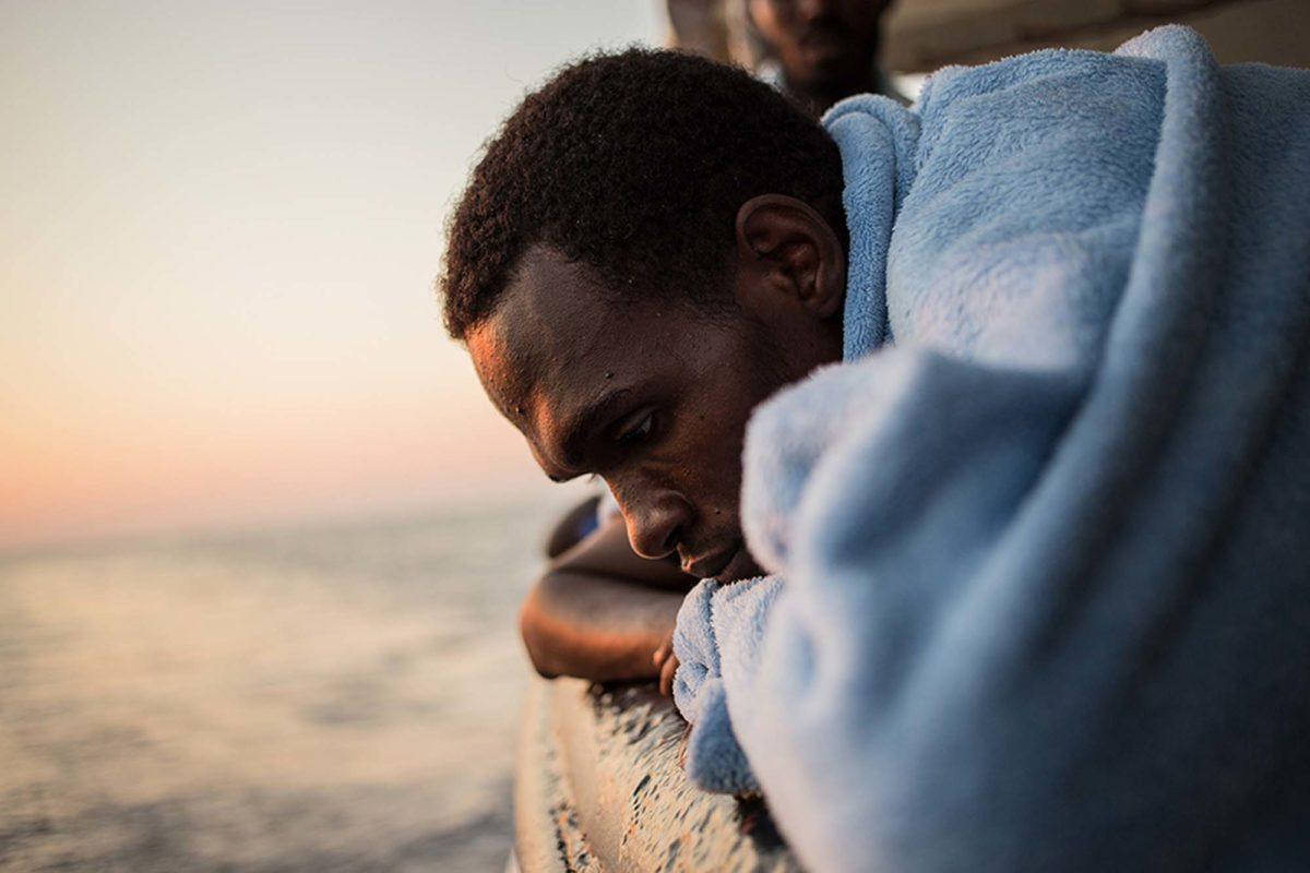 Documentario Frontiere, le vie per l'Europa