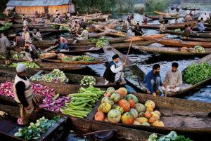 Kashmir - Foto di Steve McCurry