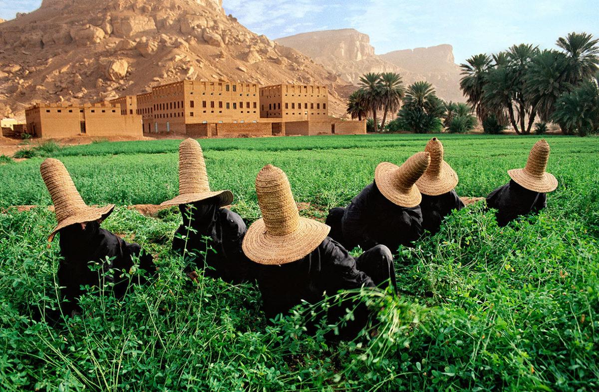 Yemen - Foto di Steve McCurry