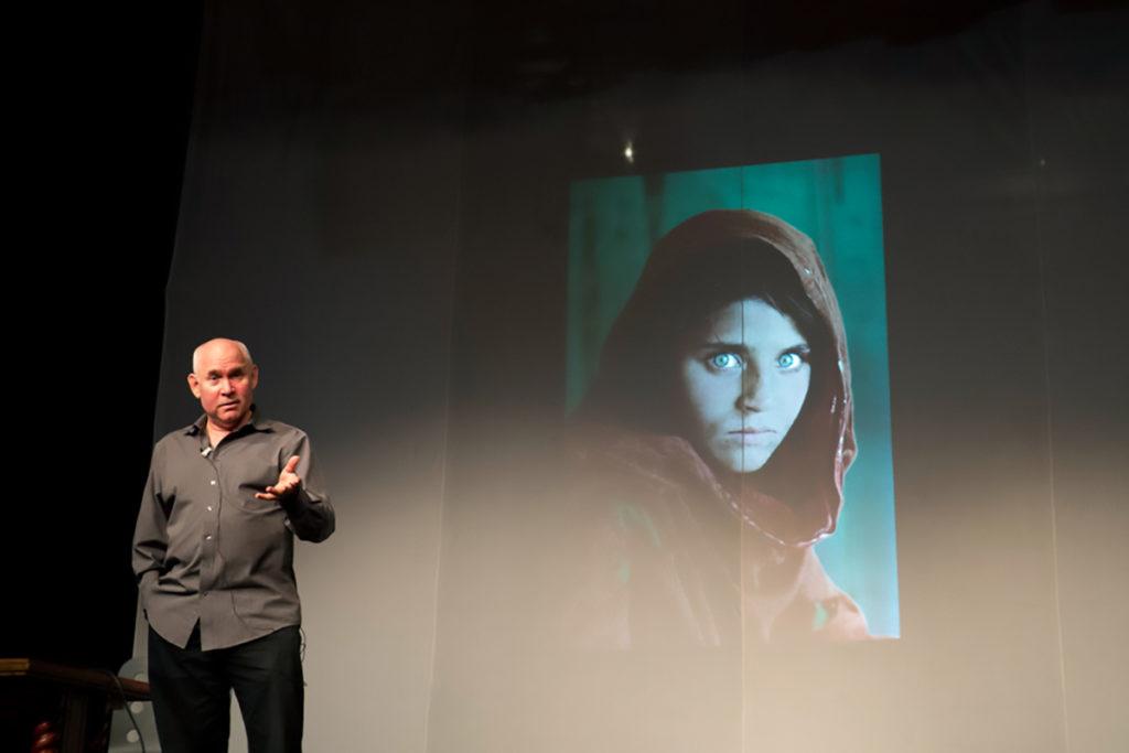McCurry ragazza afgana