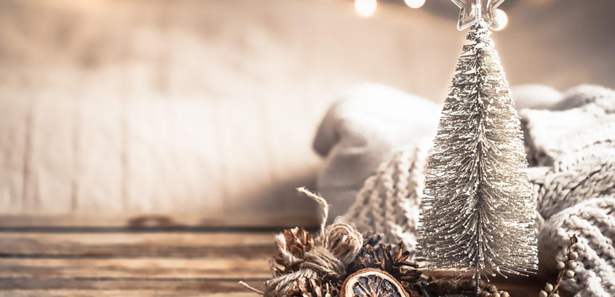 Le tendenze decorative del Natale 2019