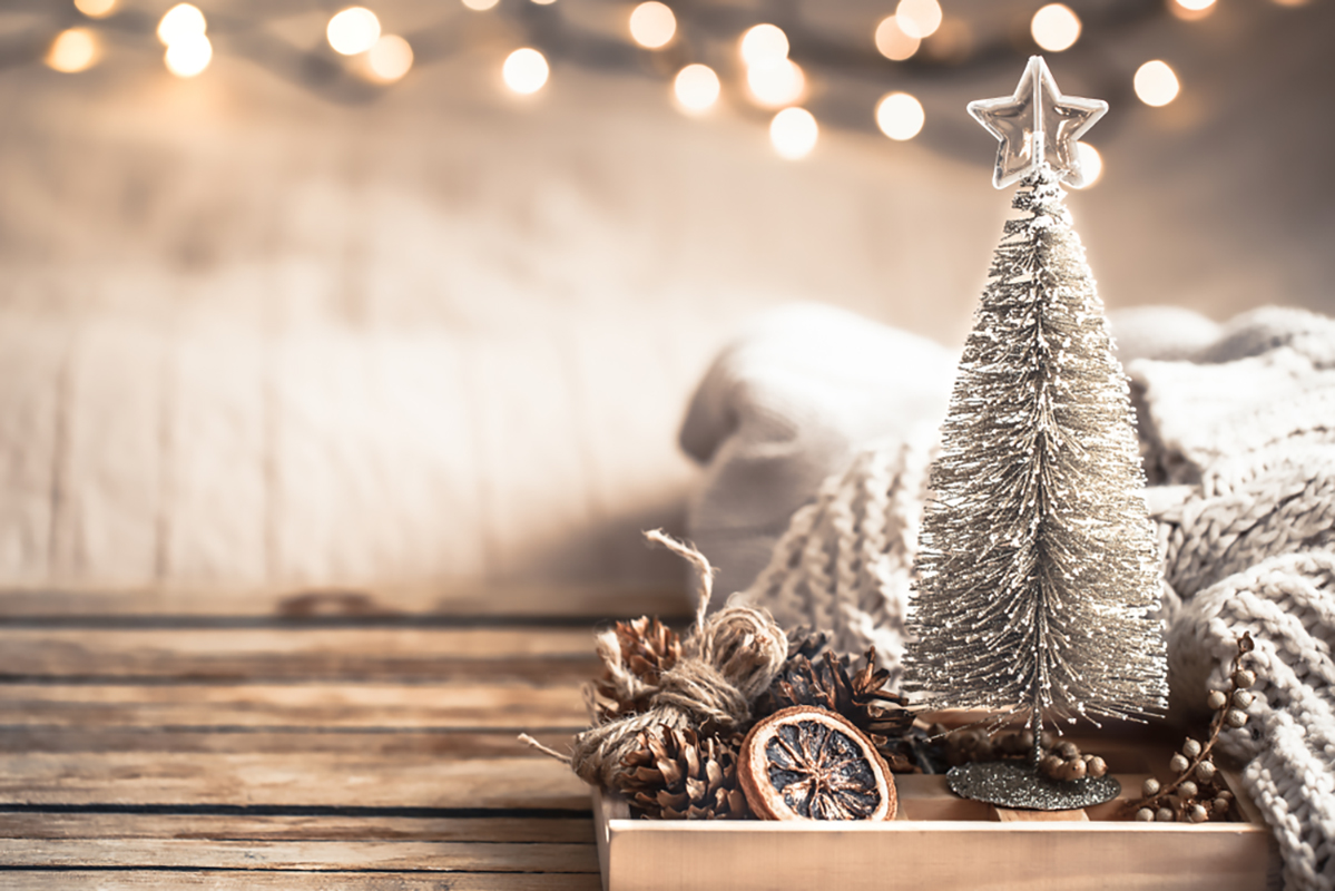 Le tendenze decorative del Natale 2019
