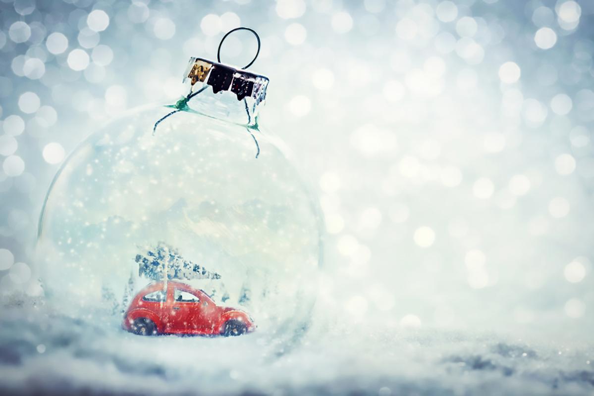 Palla di Natale decorativa