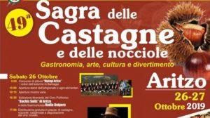 Sagra Castagne Aritzo