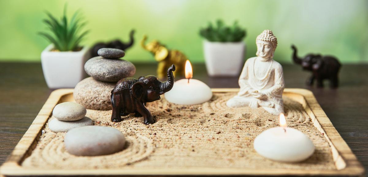 Un Angolo Zen Per La Tua Casa Habitante