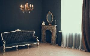 Pillole di Interior Design: arredare il soggiorno di casa in stile classico