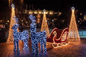 Tendenze luci per il Natale 2019: quali sono?