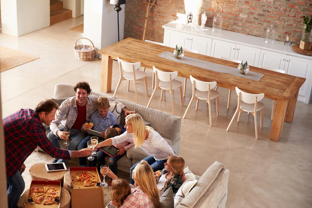 La casa ideale Flessibile, utile e che si adatta a me