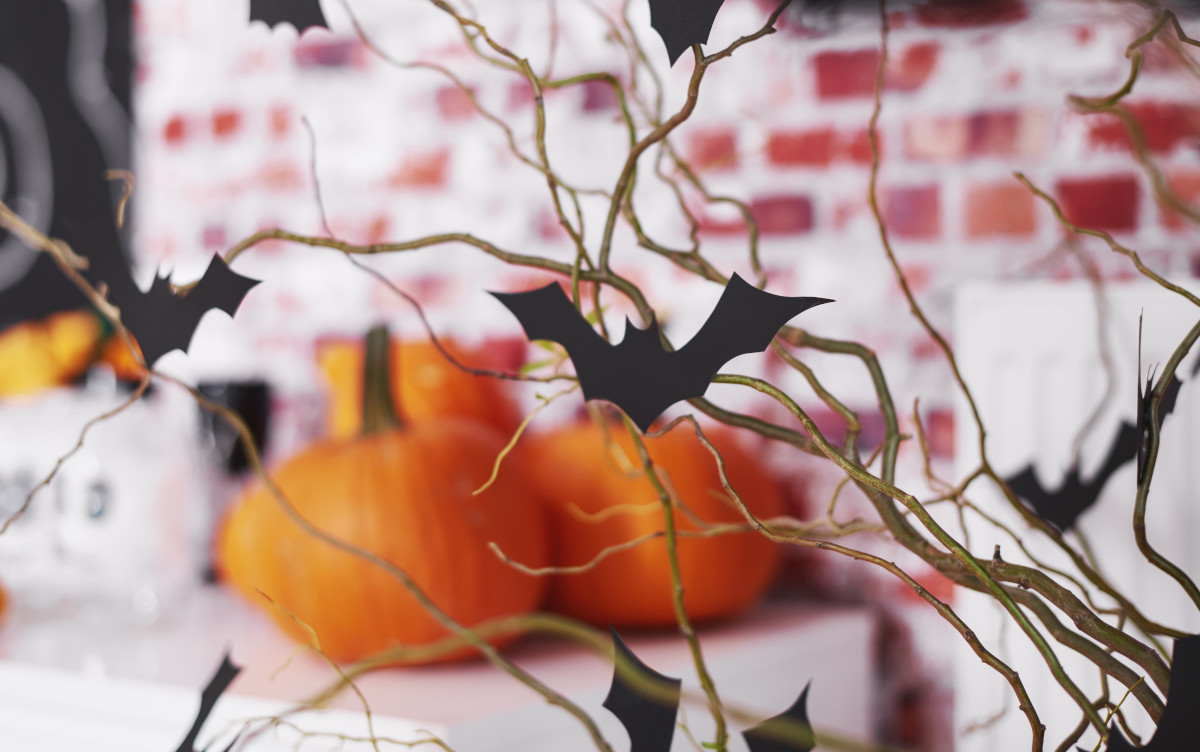 Pillole di Interior Design: Halloween home decor
