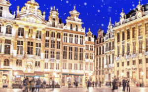Plaisirs d'Hiver - Bruxelles, Belgio