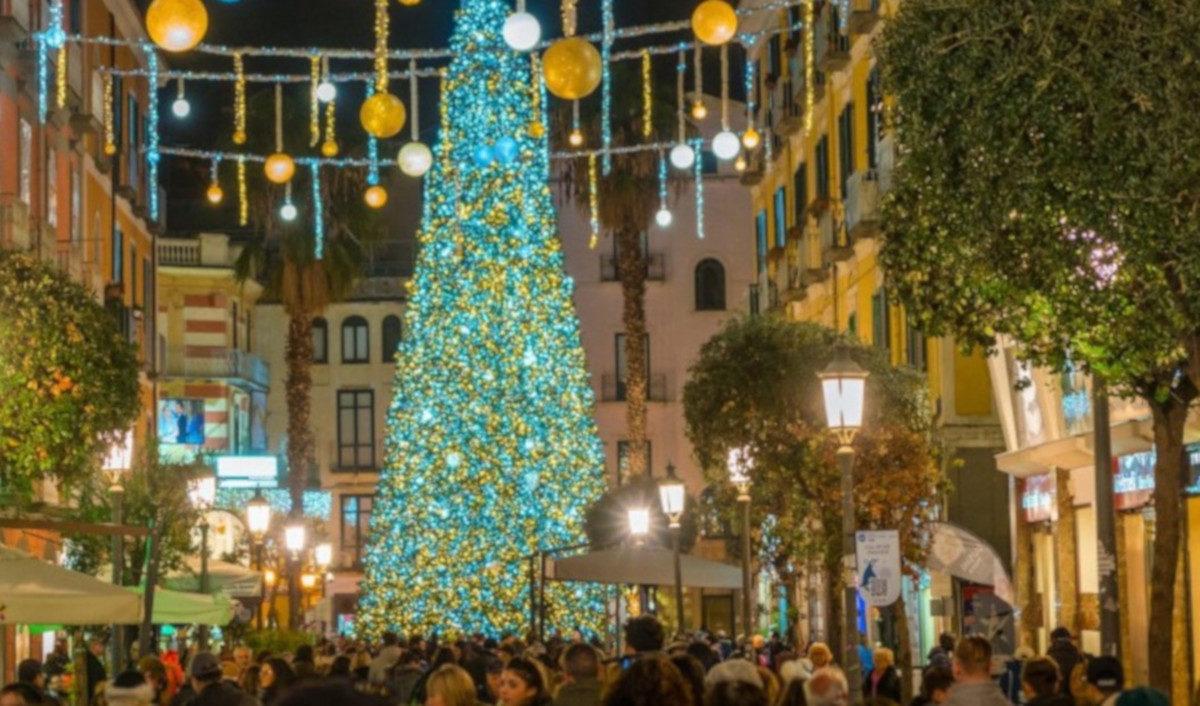 I più bei Mercatini di Natale da visitare in Campania