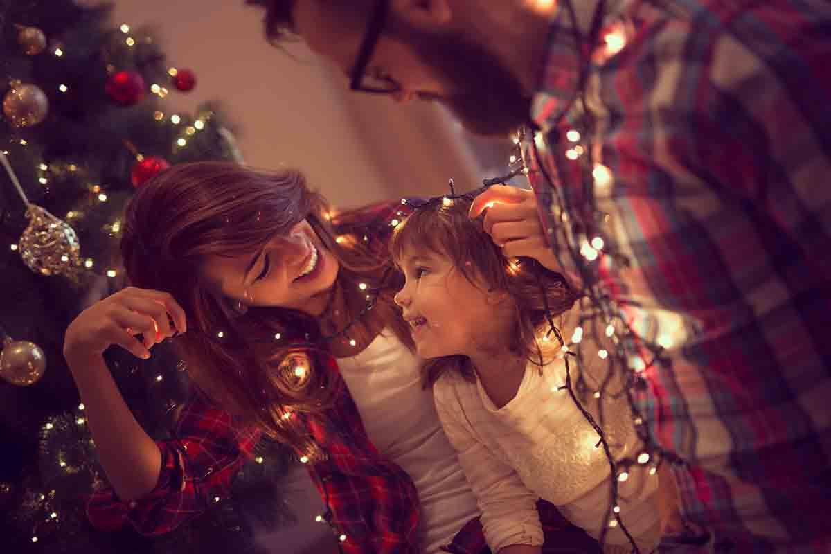arredare la casa a Natale