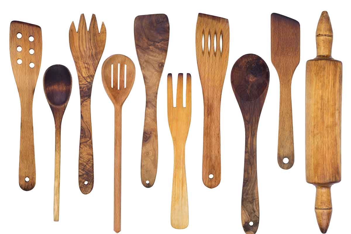 utensili in legno