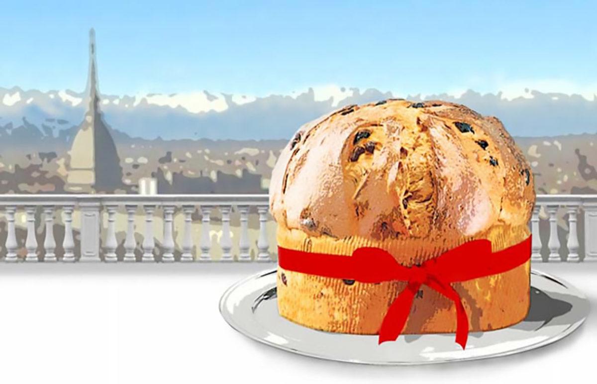 Una mole di panettoni a Torino