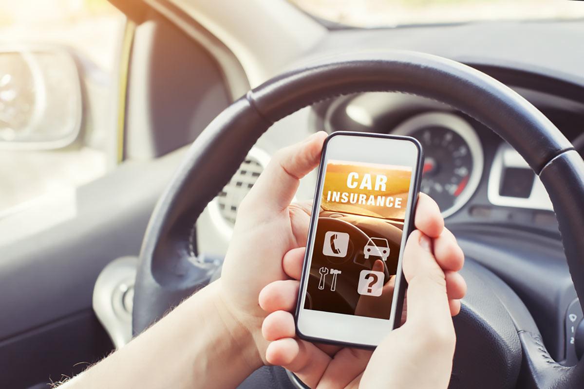 App per la sicurezza in auto