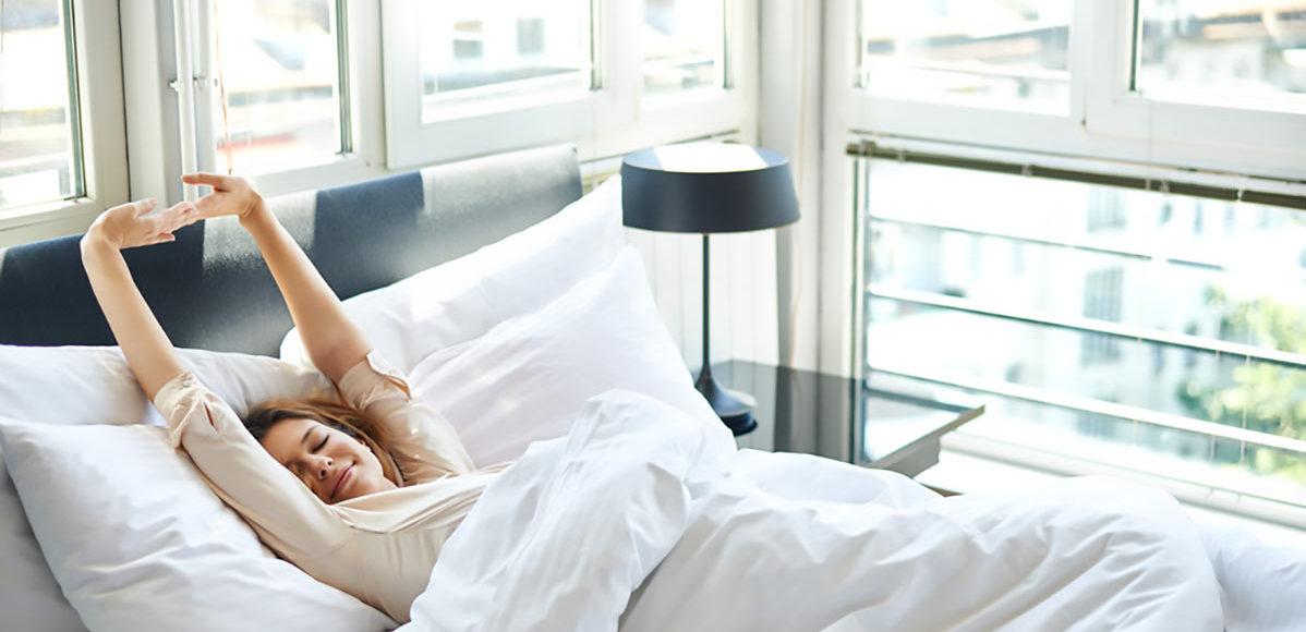 Dormire bene in camera da letto secondo i consigli di una Interior Designer