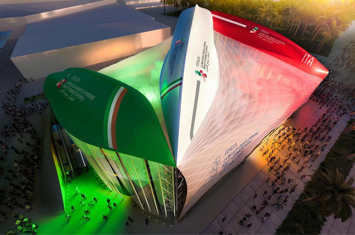 Padiglione Carlo Ratti Dubai 2020