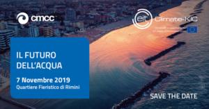 Ecomondo: a Rimini si discute sul futuro dell'acqua