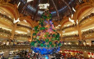 Galleria Lafayette - Parigi