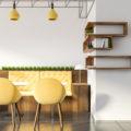 Arredare con le mensole in modo creativo - interior design