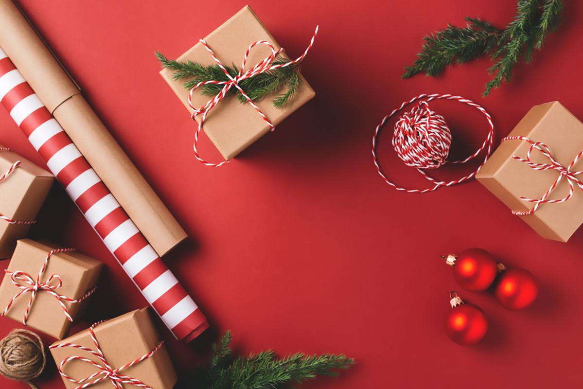 Come Fare Pacchetti Natalizi come decorare i pacchi natalizi - habitante