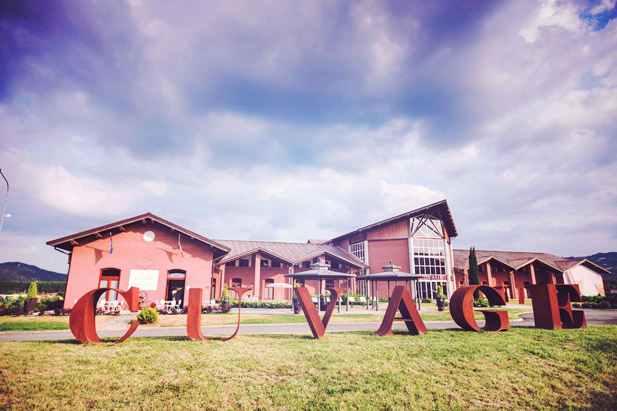 La sede di Cuvage