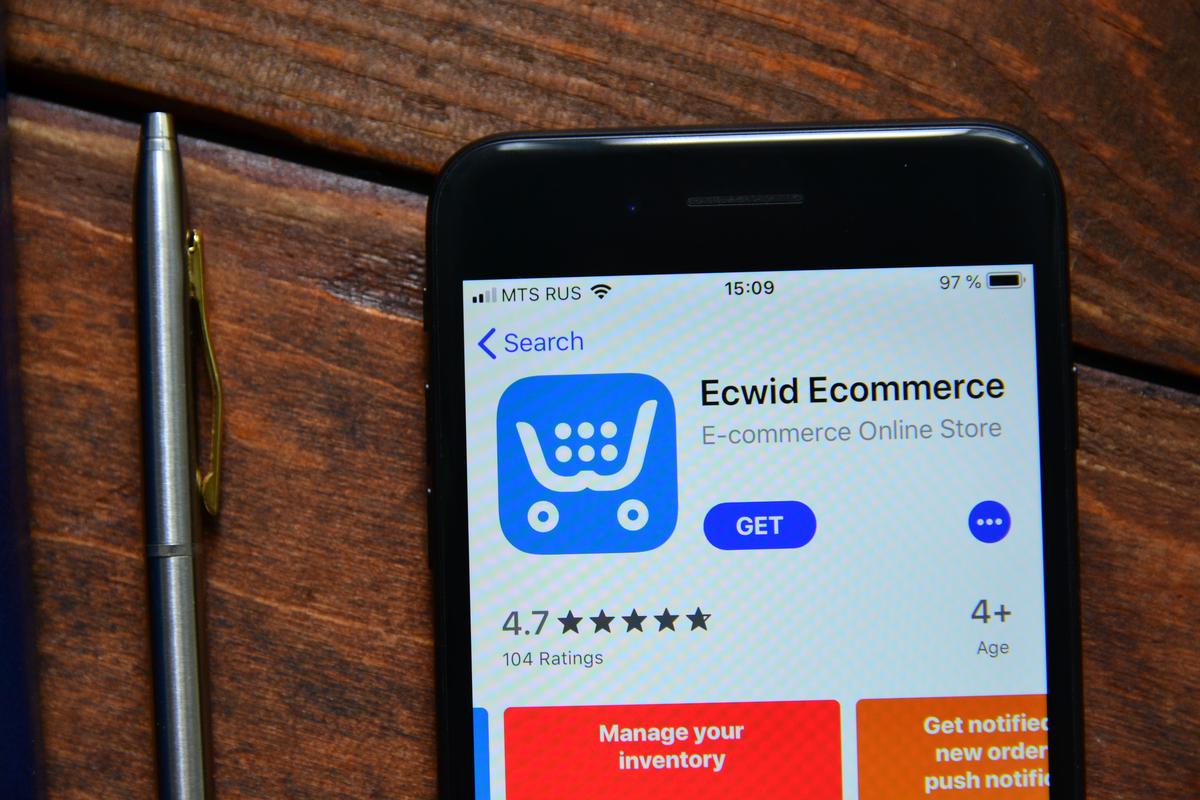 ecwid ecommerce