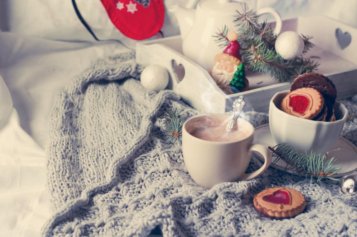 addobbare camera da letto per Natale