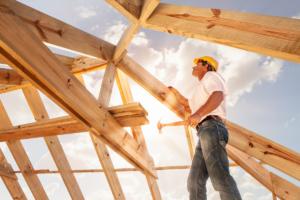 costruire casa in legno