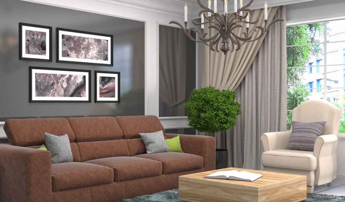 Pillole di interior design: come scegliere le tende giuste in casa