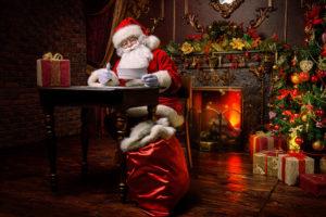 Come raggiungere la Casa di Babbo Natale